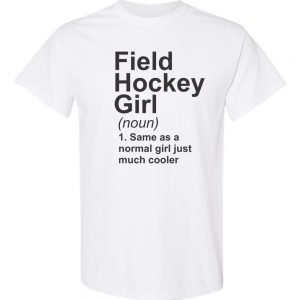 Field Hockey Girl