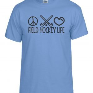 Field Hockey Peace & Love