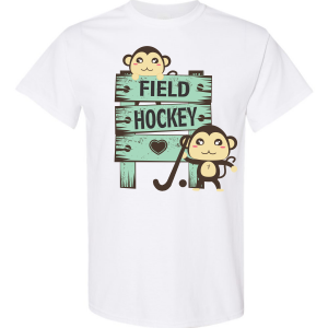 Field Hockey Monkey